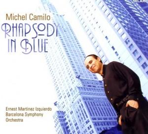 Michel Camilo, Rhapsody in blue